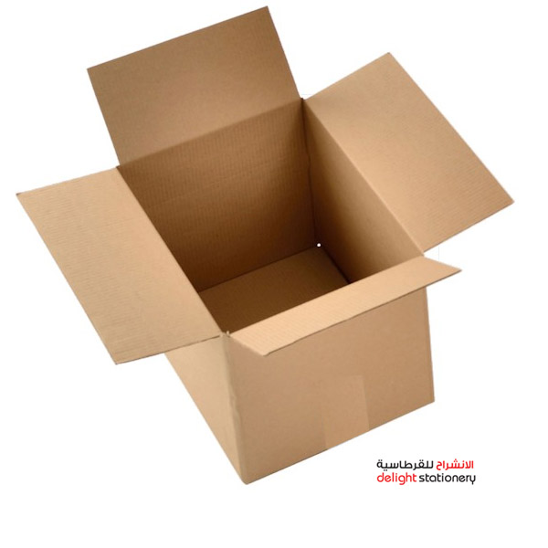General storage box-empty cargo cartoon (different size available)