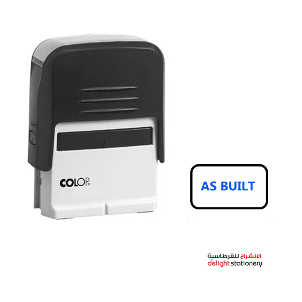 Colop self ink automatic stamp