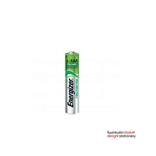 Energizer rechargeable aaa nh12 battery 1.2v (1 pack)