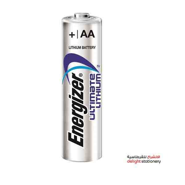 Energizer l91 aa ultimate lithium battery