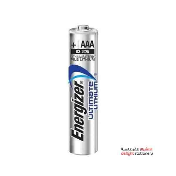 Energizer l92 aaa ultimate lithium battery
