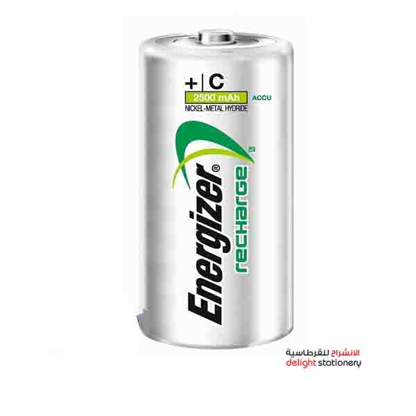 Energizer rechargeable c size nh 35 bp2 battery