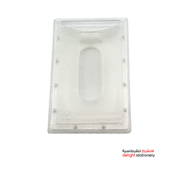 Id card holder vertical size fis nch002v