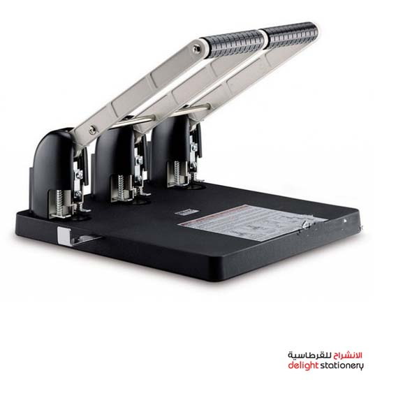 Kw-trio paper punch heavy duty 3 hole -9530